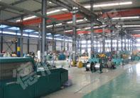 东营s11油浸式变压器生产线